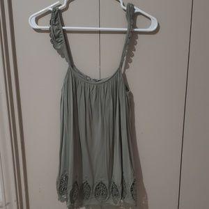 Victoria's Secret bra top blouse